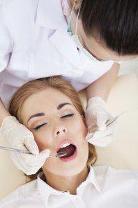 лечение зубов под нарозом