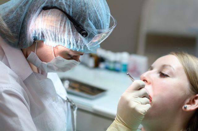 стоматология лечение под наркозом