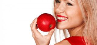 11 продуктов для белоснежной улыбки